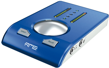 RME Babyface Audio Interface.